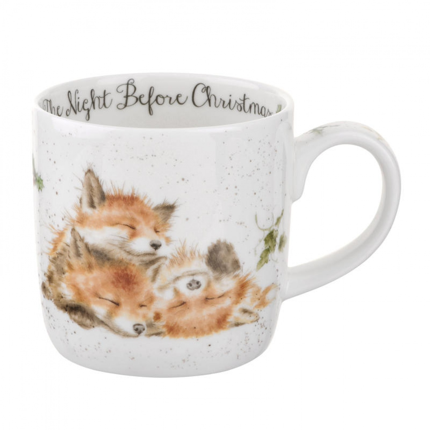 Image of Night Before Christmas Wrendale Mug