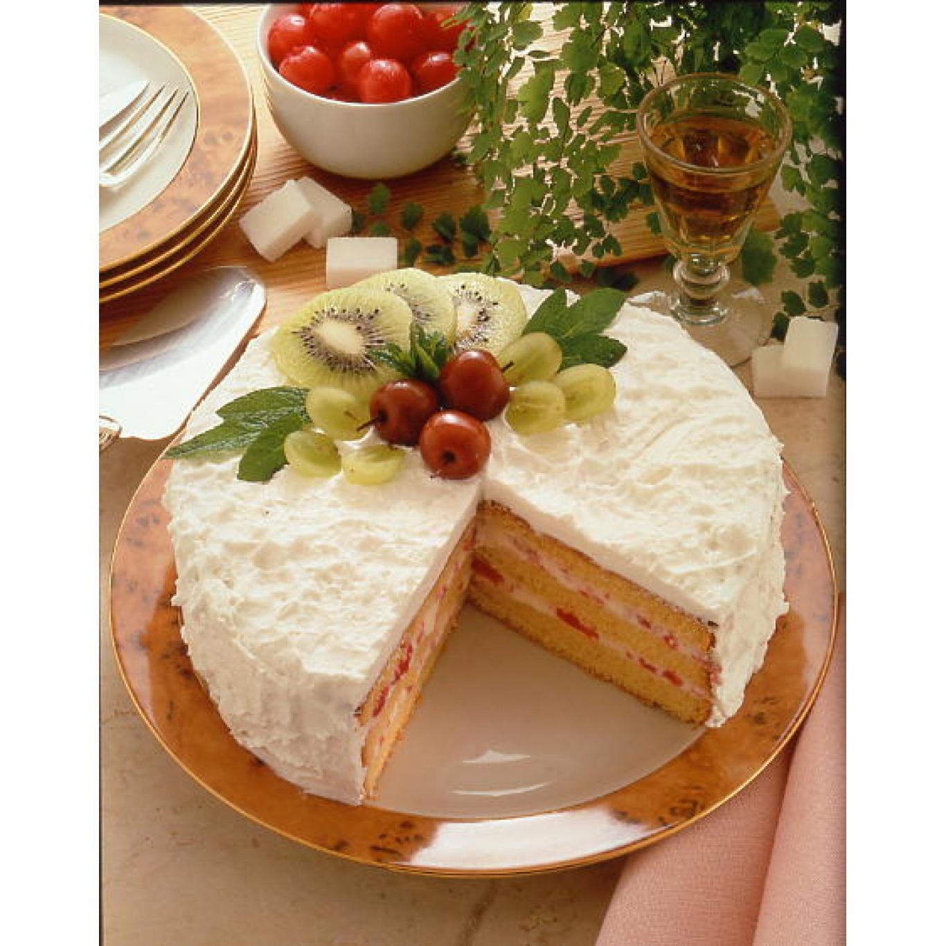 Silverwood Round Cake Pan Loose Base 6ins/15cm