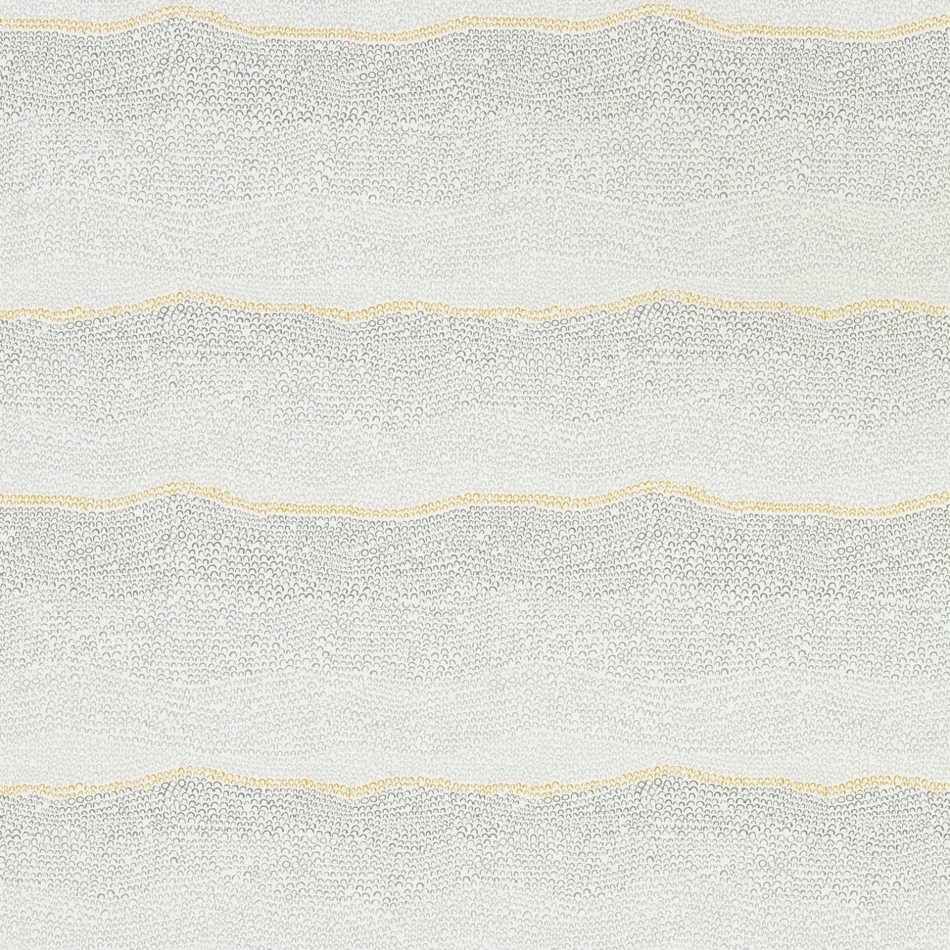 Image of Sanderson Home Ripley Ochre/Slate Wallpaper 216584