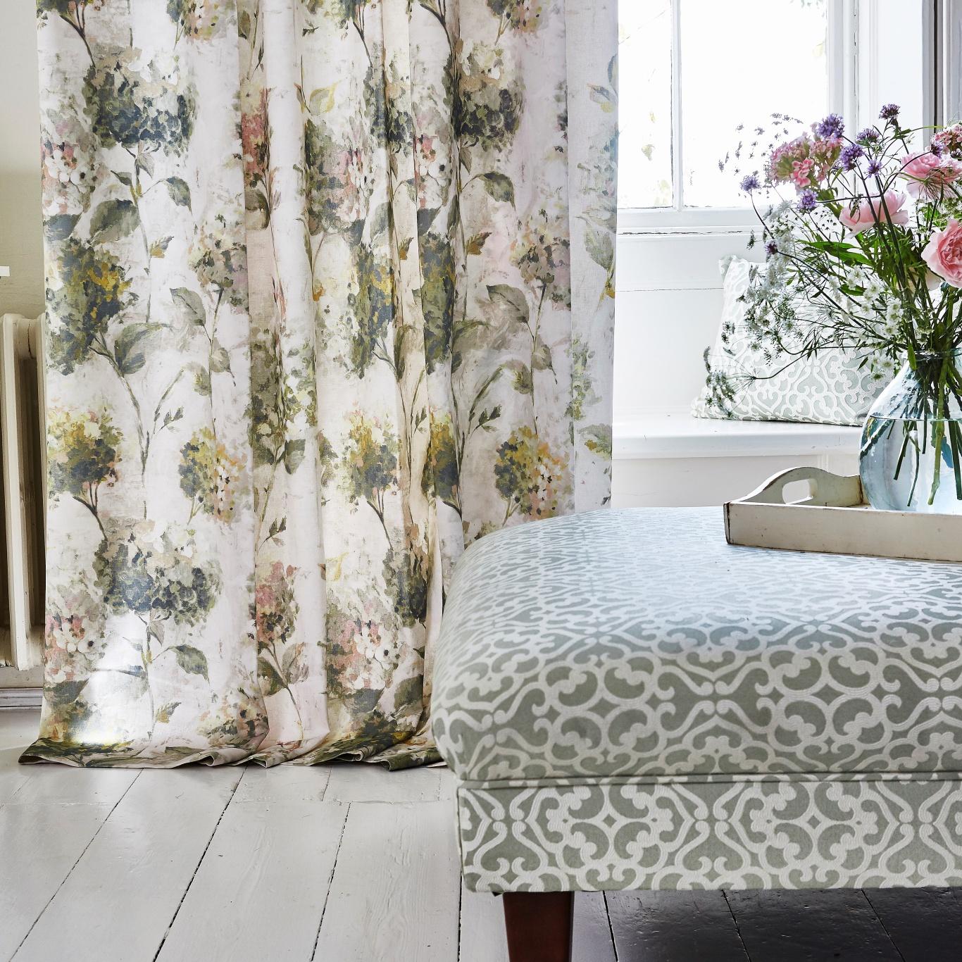 Prestigious Angelica Wild Rose Fabric 8674/254