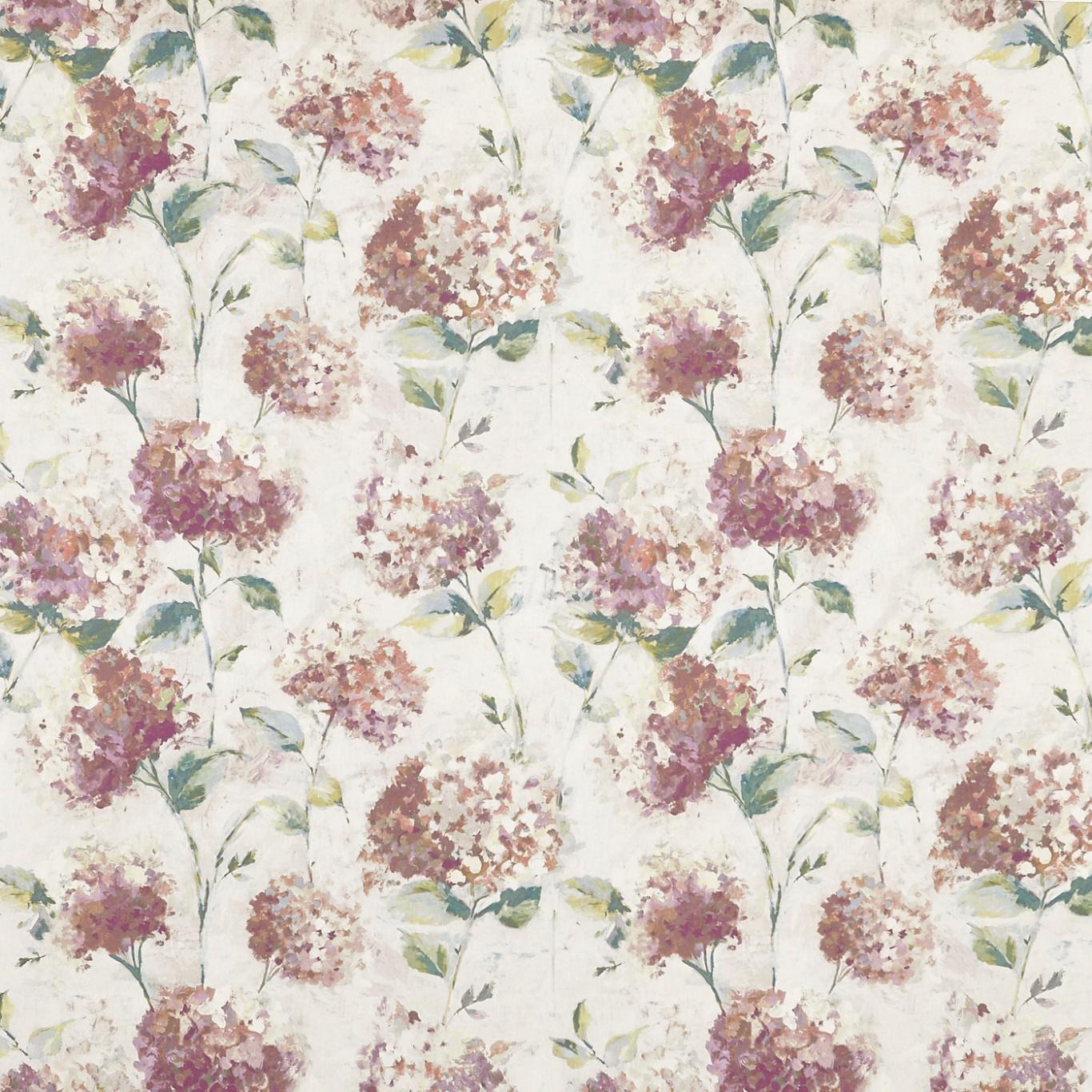 Image of Prestigious Angelica Wild Rose Fabric 8674/254