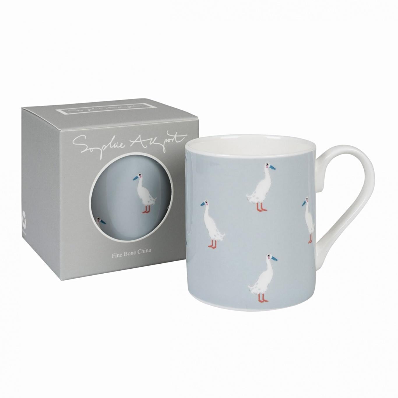 Sophie Allport Runner Duck Coloured Mug Standard