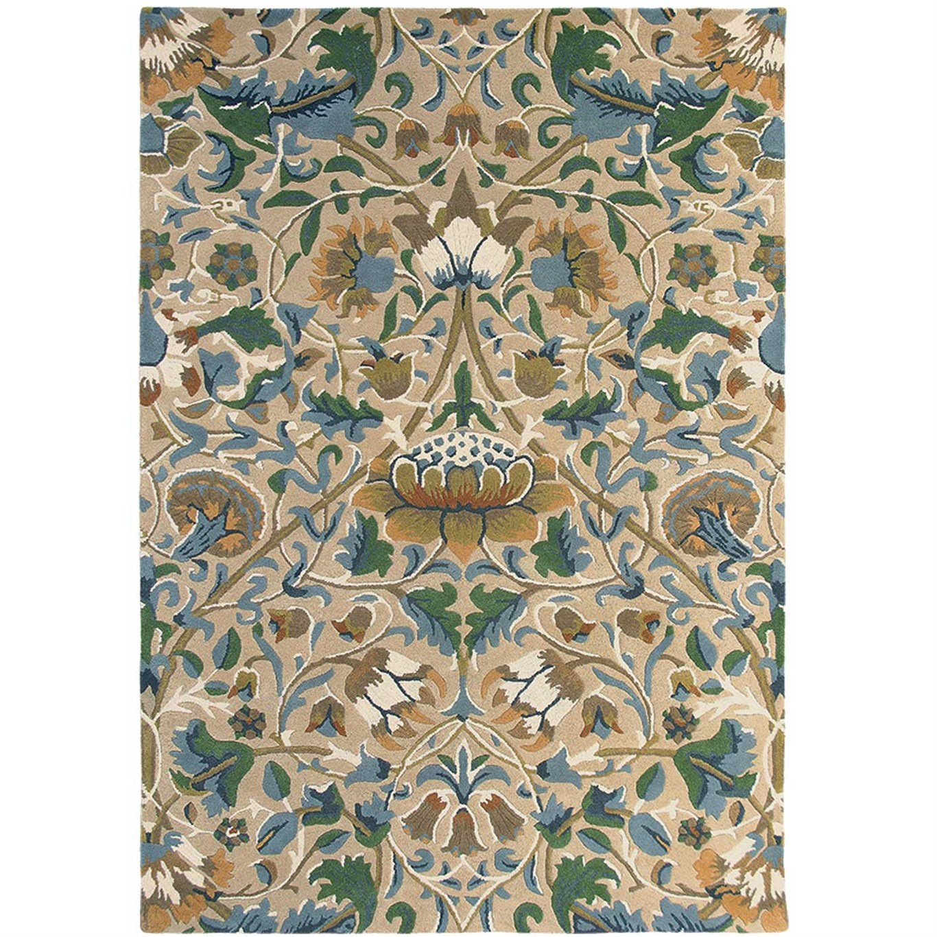 Image of Morris & Co Lodden Manilla Rug 27801