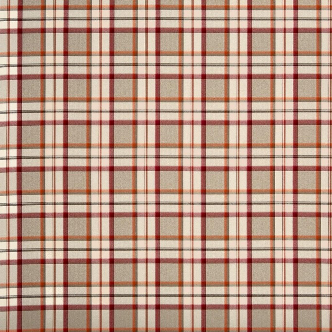 Image of Prestigious Hatfield Cranberry FR Fabric 2017/316