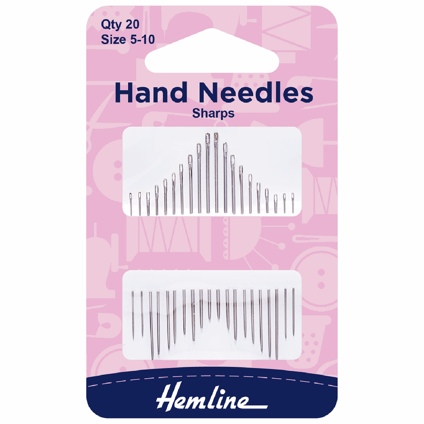 Image of Sharps Hand Sewing Needles | Size 5-10