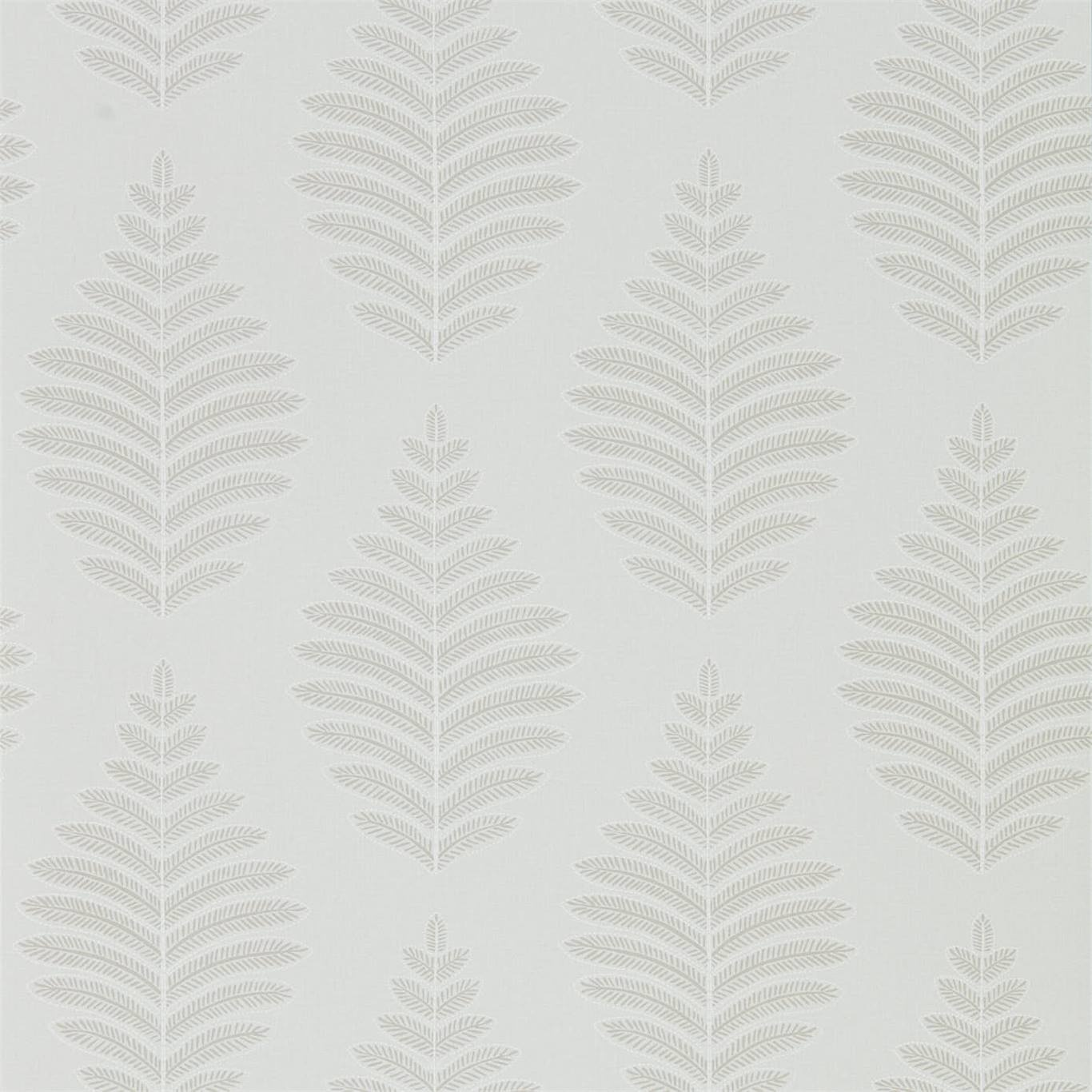 Image of Harlequin Lucielle Putty/Chalk Wallpaper 111897
