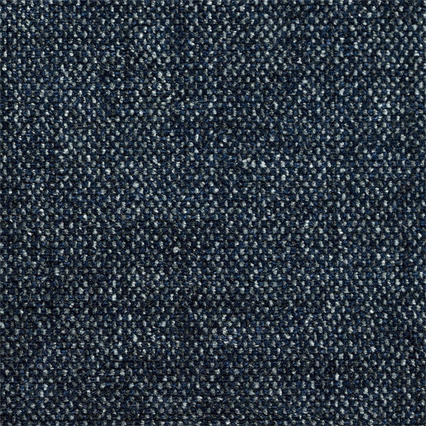 Image of Sanderson Moorbank Indigo Fabric 236313