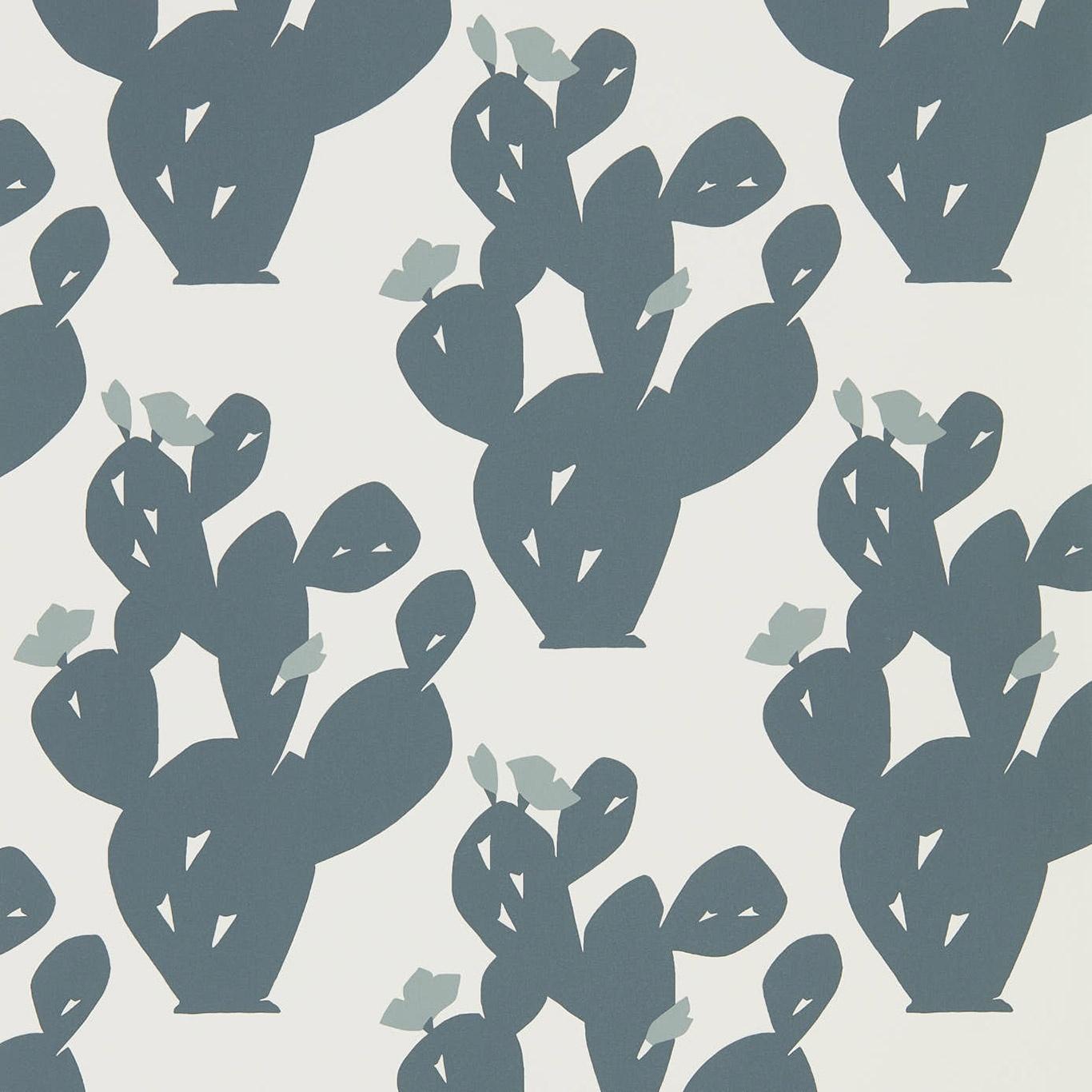 Image of Scion Opunita Charcoal/Slate Wallpaper 111835