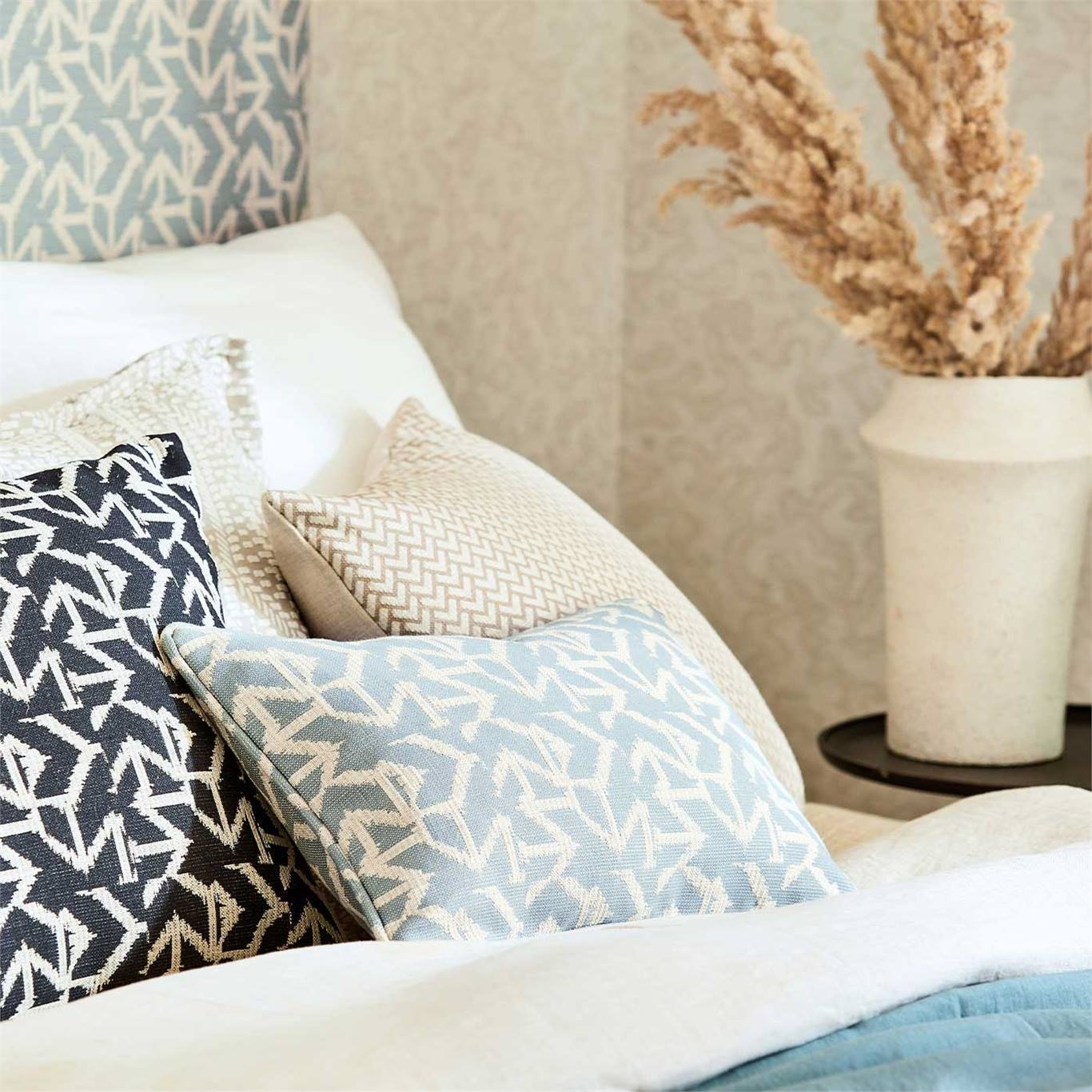 Harlequin Moremi Zebra Fabric 133074