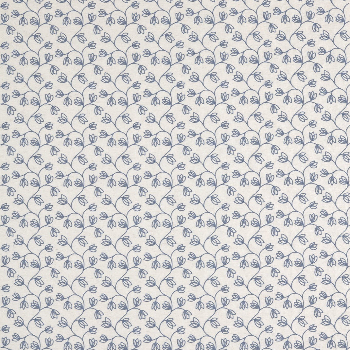Image of Sanderson Ingleton Trail Denim Fabric 236275