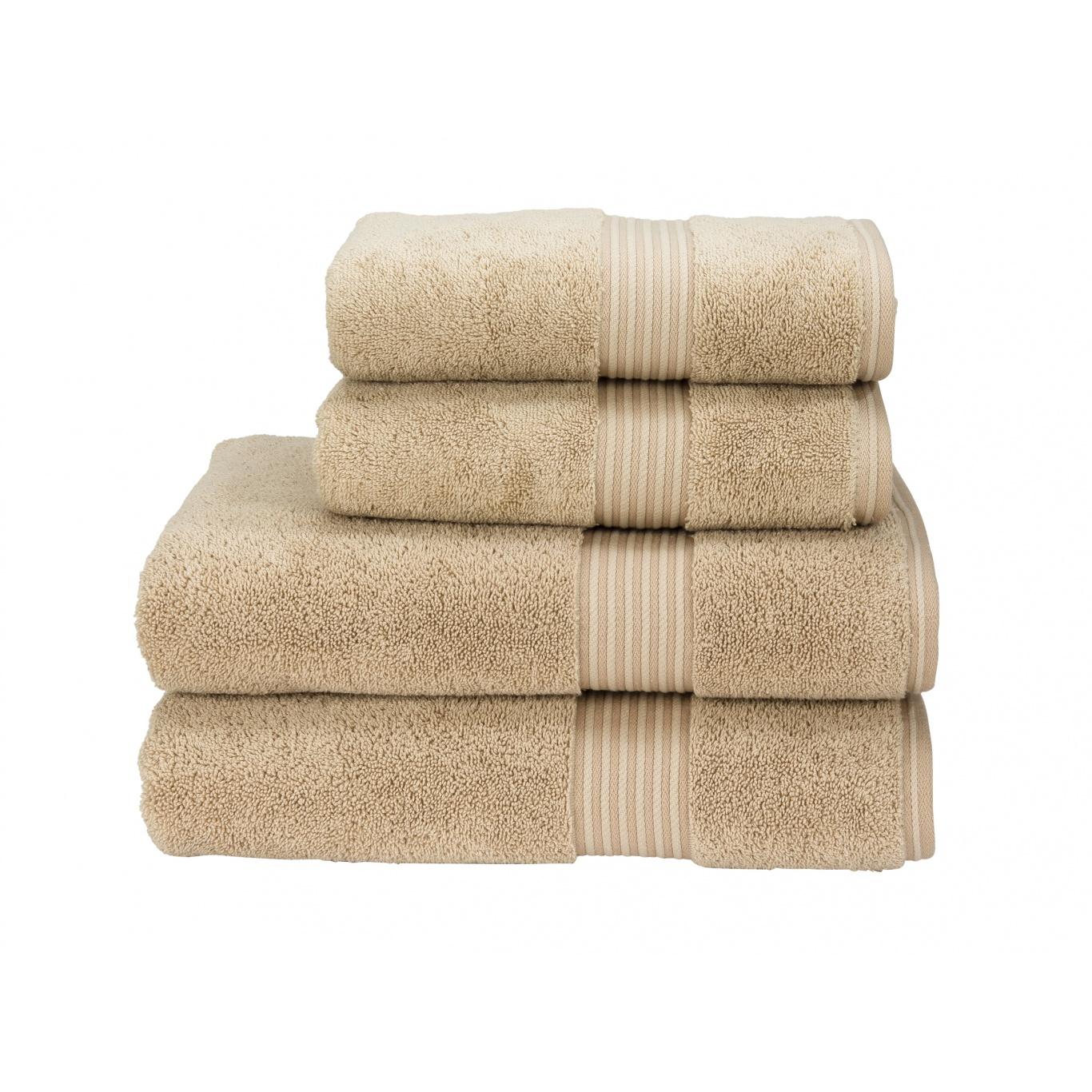 Image of Christy Supreme Supima Hygro Stone Towels